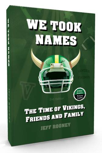 A high school football memoir that follows the five-year journey of a group of friends and an injured player recovering from a major concussion, when he was knocked unconscious for three hours during a game.